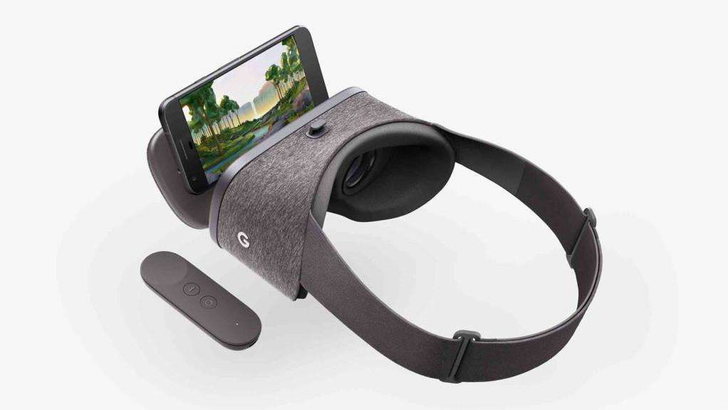 daydream view vr headset google