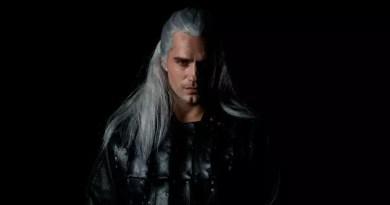 Geralt prawie w całej okazałości