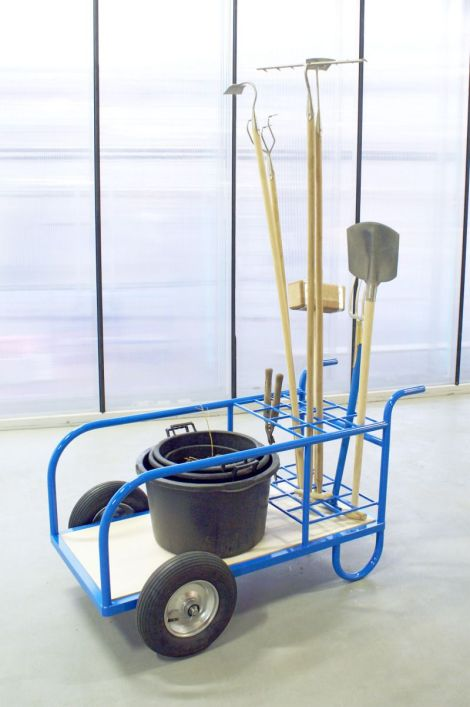 Frank Bruggeman, The Everywhere Tool Trolley, 2011 (1)