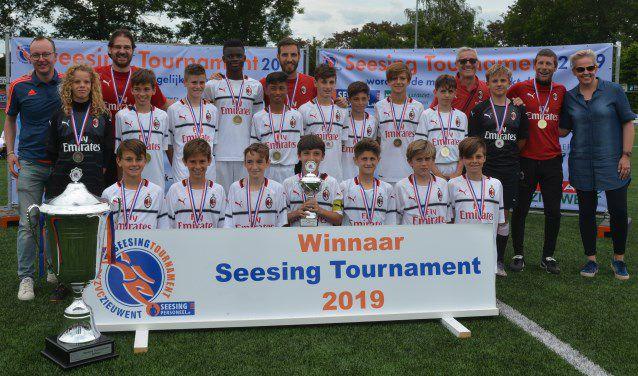 AC Milan wint 17e editie van het Seesing Tournament