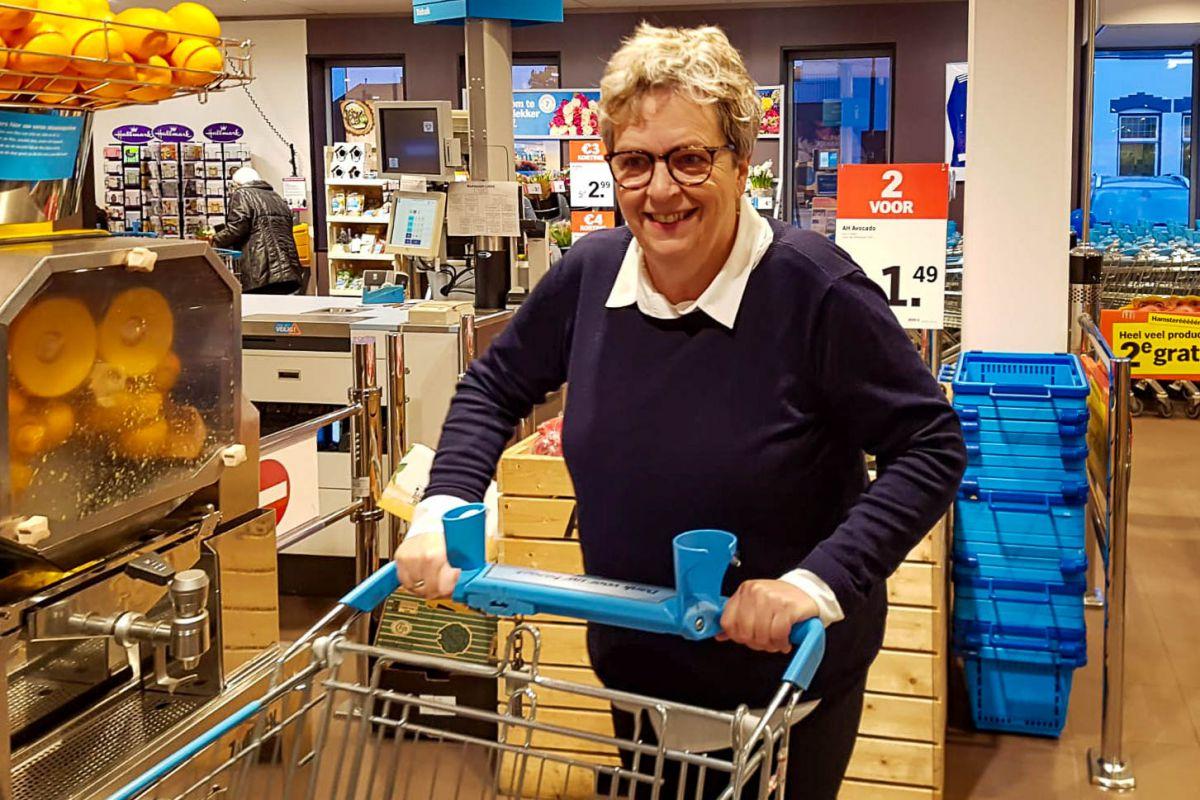 Gratis winkelen voor Ria Assinck