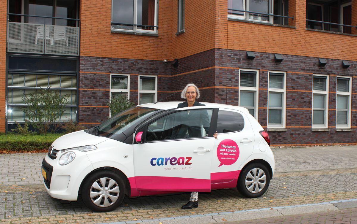 Careaz: Een organisatie die verder gaat.