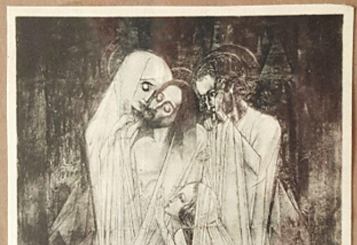 Oproep: reproducties Jan Toorop in Villa Mondriaan