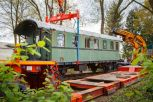 Nieuwe wagon Grols station-4