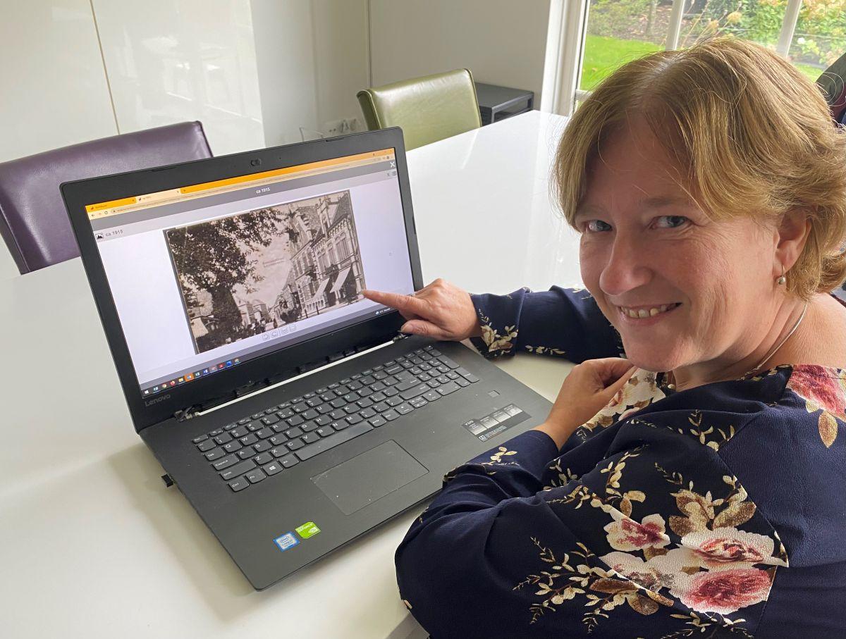 Digitaal snuffelen in oude foto's Lichtenvoorde/Oost Gelre