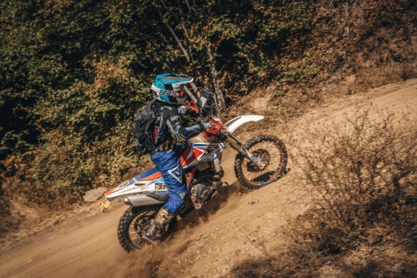 Bert 15e in de Greece Rally 2021