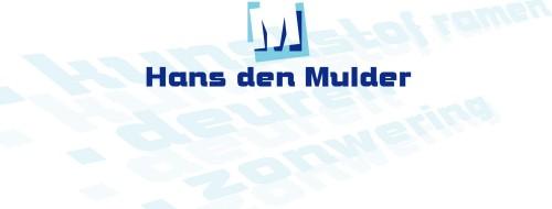 Reclame bord Hans den Mulder