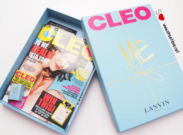 Cleo X Lanvin ME1.1
