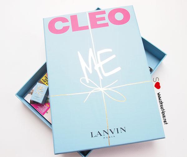 Cleo X Lanvin ME2