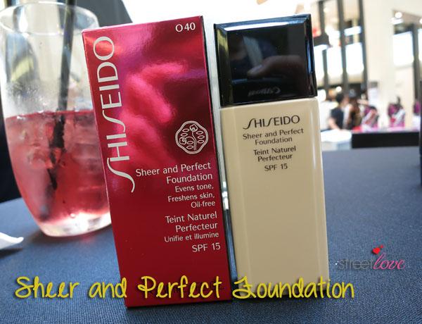Shiseido Sheer And Perfect Foundation1