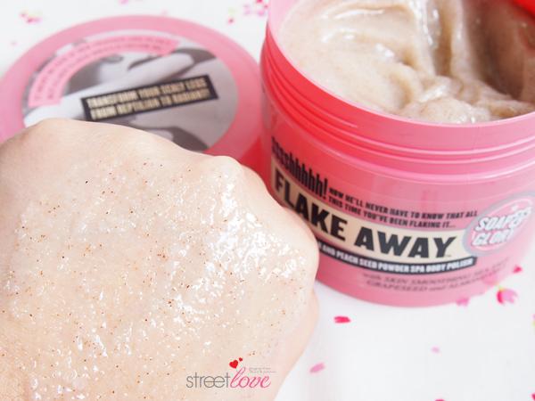 Soap & Glory Flake Away 4