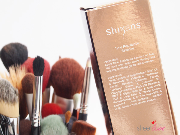 Shizens Time Resistance Essence 4