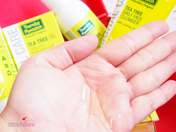 Thursday Plantation Tea Tree Daily Face Cleanser 2