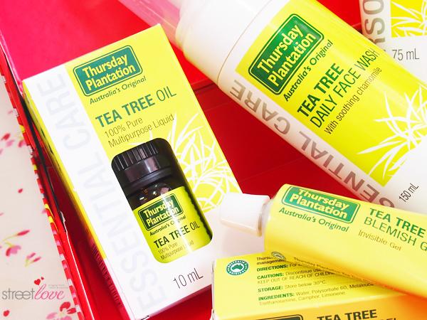 Thursday Plantation Tea Tree Oil 1