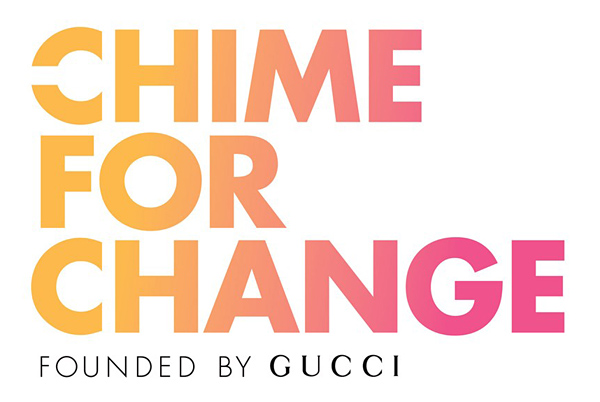 Gucci Chime For Change