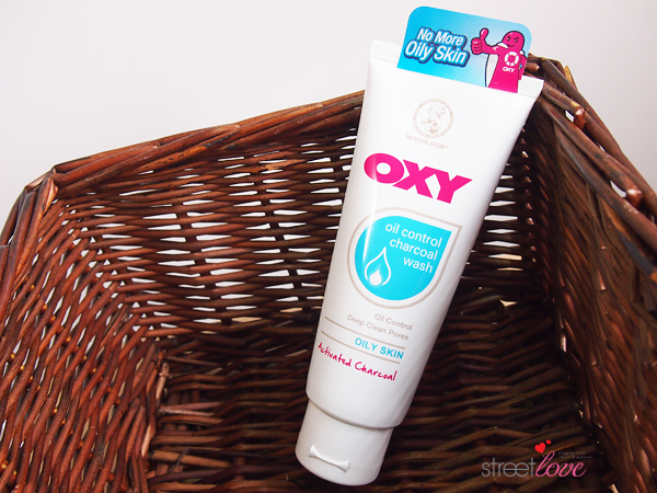 Oxy Oil Control Charcoal Face Wash