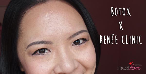 Renee Clinic Botox 1