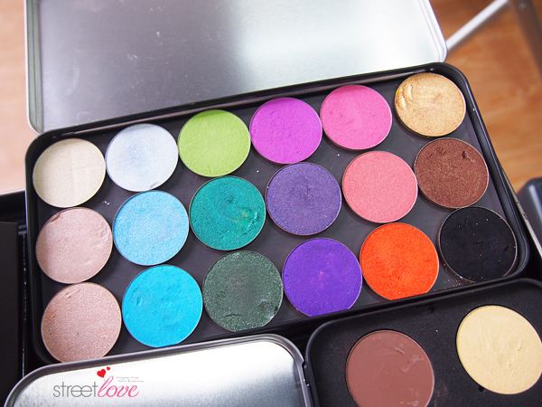 Make Up For Ever Artist Shadow 5