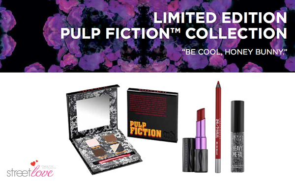 Urban Decay Fall 2014 Collection Limited Edition Pulp Fiction Collection