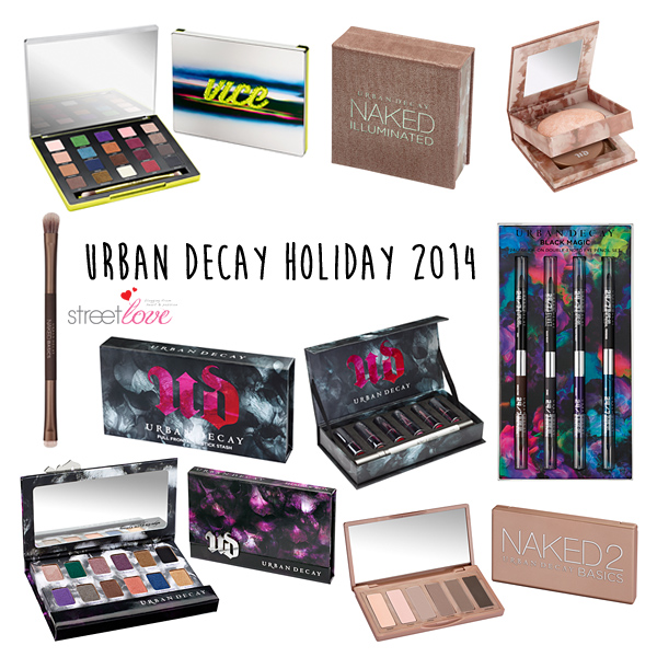 Urban Decay Holiday 2014