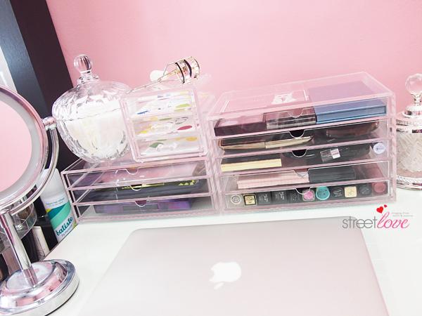 Muji Acrylic Drawer Box