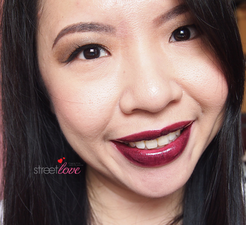 Smashbox Be Legendary Long Wear Lip Lacquer After Dark