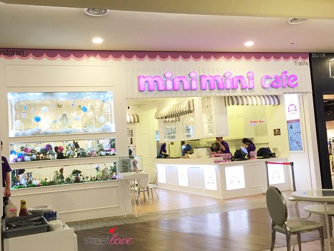 Mini Mini Cafe 1