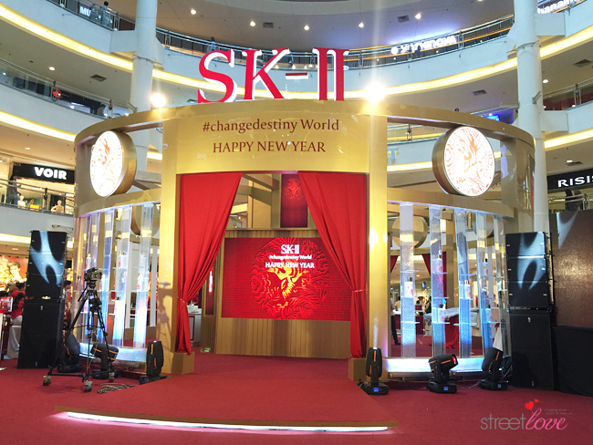 SK-II Chinese New Year Countdown Party 1