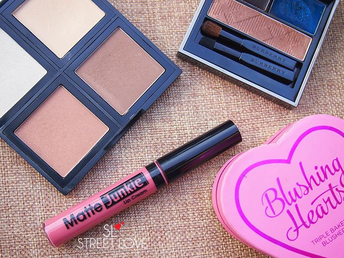 Silkygirl Matte Junkie Lip Cream Glamour