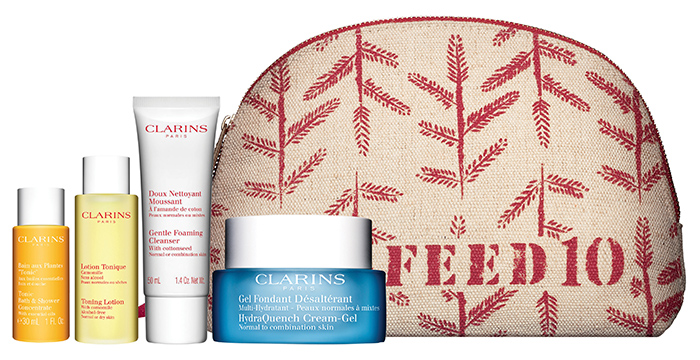 Clarins Hydraquench Basic Care RM205