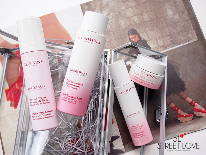 Clarins White Plus Pure Translucency 1