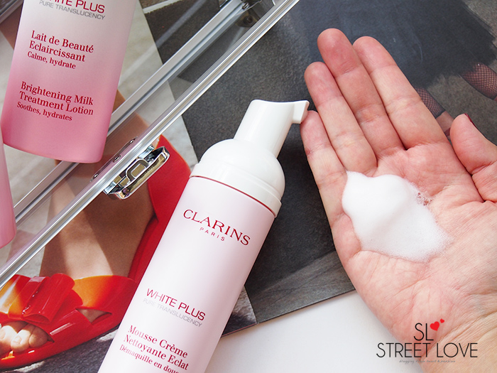 Clarins White Plus Pure Translucency 3