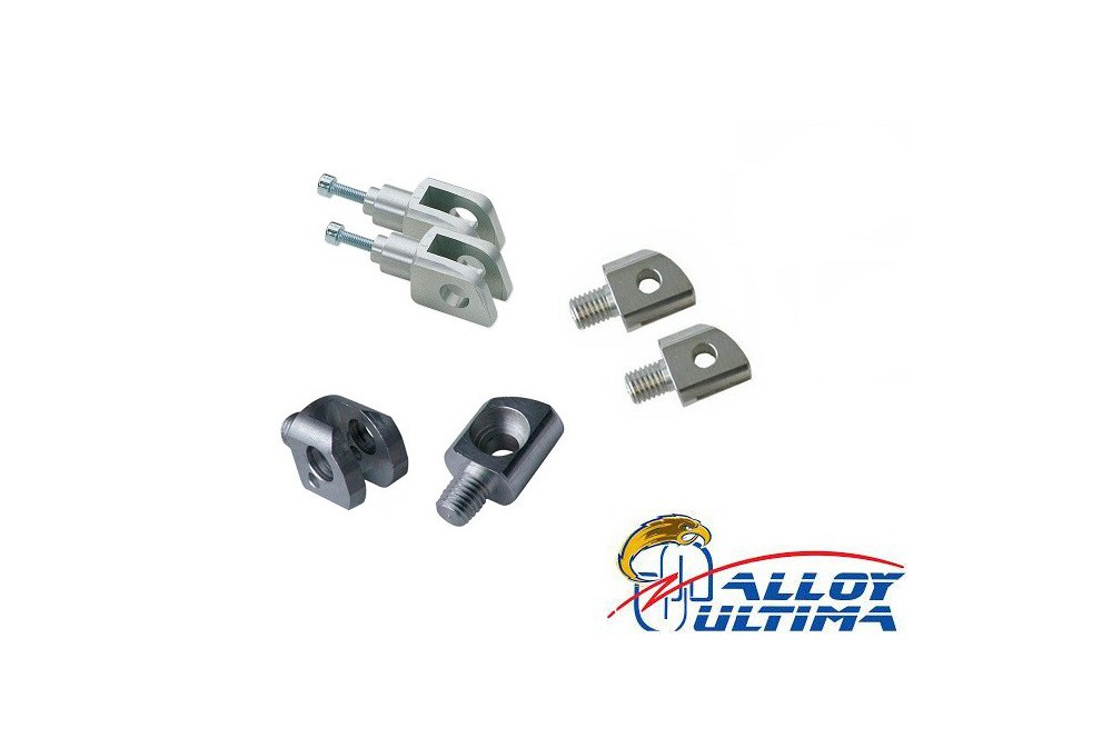 Repose Pied Avant Alloy Ultima Pour Ducati Monster, SS