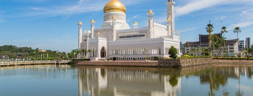 Brunei_Sultan_Omar_Ali_Saifuddien Mosque