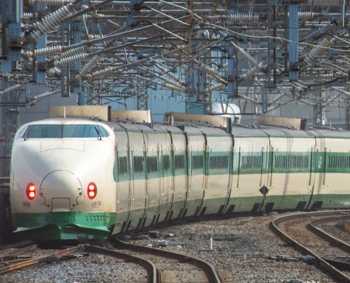 train photo of Tohoku Joetsu Shinkansen series 200