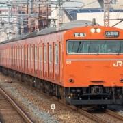 train photo of Osaka Circle Line series 103