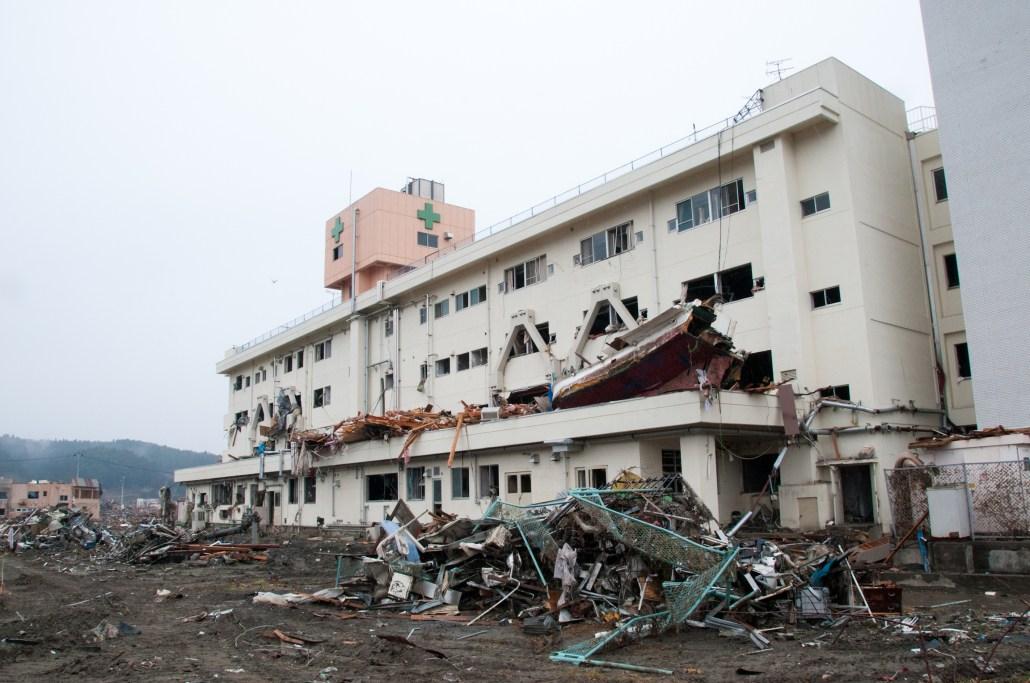 3.11 Earthquake Tohoku Japan(2011年3月11日東日本大震災)