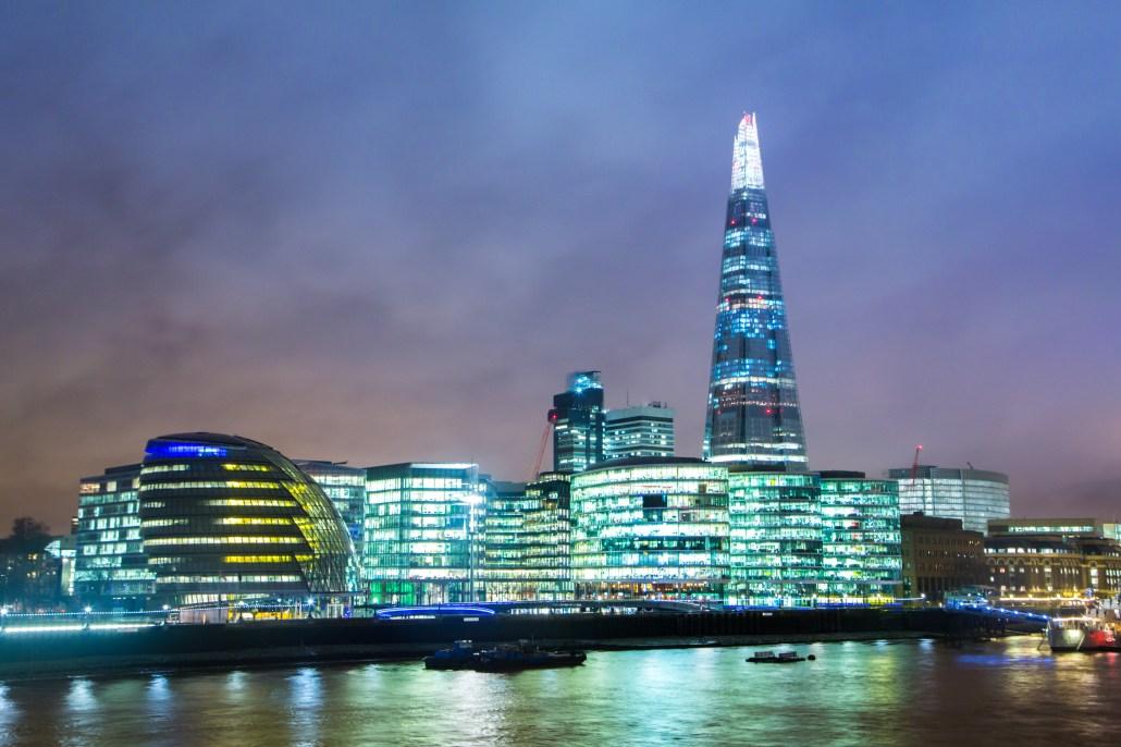 The shard London(ロンドン超高層ビル ザ・シャード)