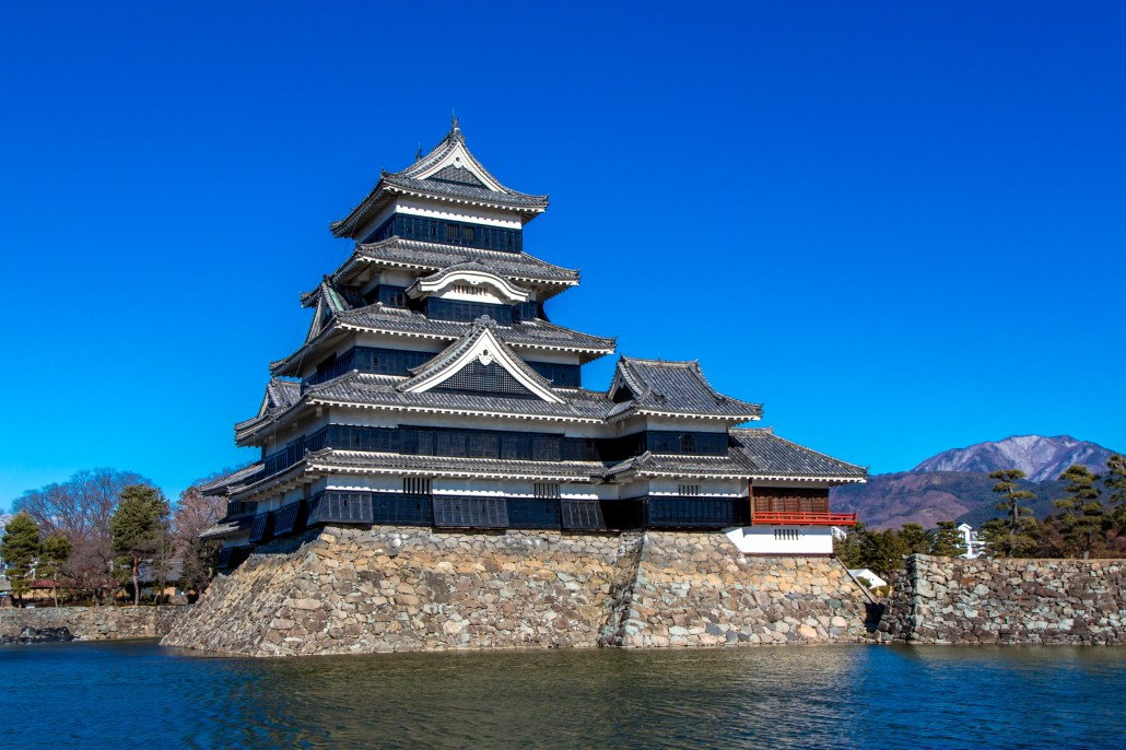 Matsumoto Castle 4K wallpaper(松本城 4K 壁紙)