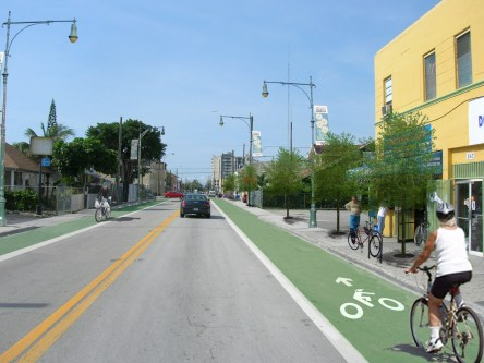 Miami2030 Bicycle Master Plan_BikeLanes