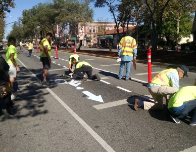 Complete Streets Demonstration Project | Morgan Hill, CA