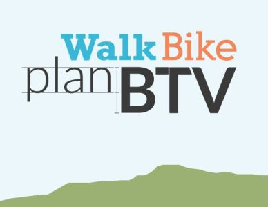 BTV Walk/Bike Master Plan Draft Released