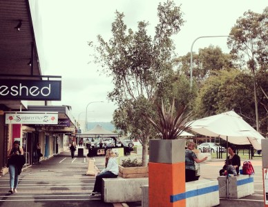 Temporary Park for a Placemaking Master Plan | Penrith, Australia