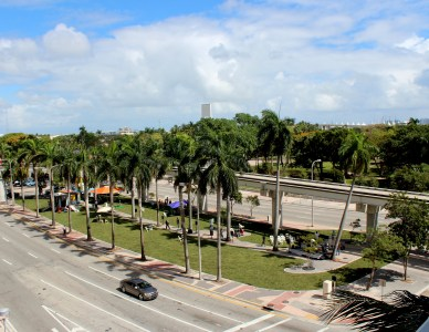 Bayfront Parkway Demonstration Project