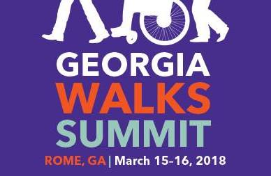 Street Plans' Principal Tony Garcia Speaks at Georgia Walks Summit