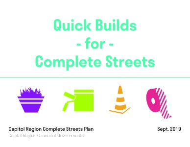 Street Plans Begins Outreach for Regional Complete Streets Plan in Hartford, CT