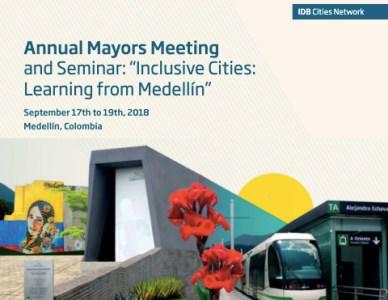 Medellín Workshop: Inclusive Cities