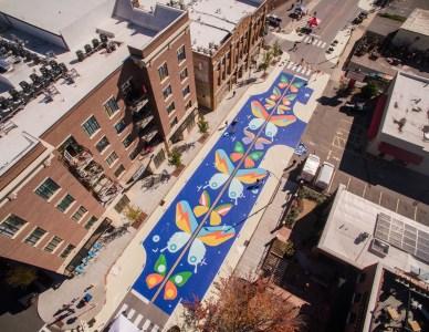 Redesigning Coxe Avenue
