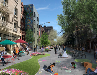 What will NYC Streets Look Like in the Future?