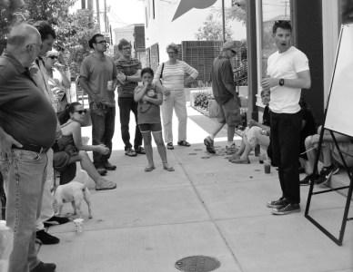 Market Street Prototyping Festival Public Involvement | San Francisco, CA